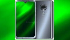 Moto G7 renders suggests a water drop notch with dual camera setup