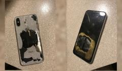 Apple iPhone X catches fire (blast) while updating firmware: Apple is yet to respond
