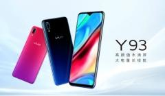 Vivo Y93 announced with waterdrop notch display, 4030mAh battery and more
