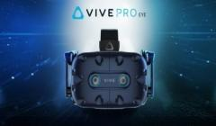 CES 2019: HTC brings Vive Pro Eye and Vive Cosmos VR headsets