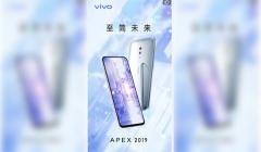 Vivo announced APEX 2019 with Snapdragon 855, no selfie camera and more