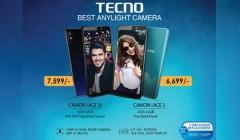 TECNO Camon iACE 2 and Camon iAce 2x launched: Price, Specification and more