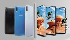 Samsung Galaxy A50, Galaxy A30 and Galaxy A10 launched in India; price starts from Rs. 8,490