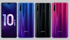 Honor 10i with three rear cameras and Kirin 710 SoC officially announced