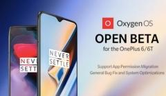 OnePlus 6, 6T, OnePlus 5, 5T Open Beta updates start rolling out