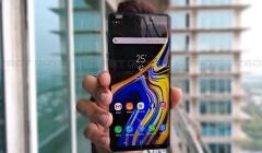 Samsung Galaxy Note 9 new firmware update rolling out with April security patch