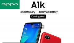 Oppo A1k might soon launch in India: Expected to cost less than Rs 10,000
