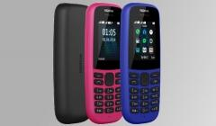 Nokia 220 4G, New Nokia 105 Feature Phones Go Official