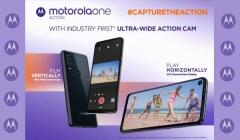 Motorola One Action India Launch Today At 12 PM - Watch The Live Stream Here
