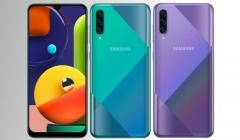 Samsung Galaxy A50s, Galaxy A30s With Triple Rear Cameras Announced