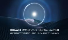Huawei Mate 30 Series Official Launch Today: How To Watch Live Stream