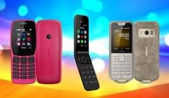 Nokia 800 Tough, Nokia 2720 Flip, And Nokia 110 Launched At IFA 2019: Price And Specs