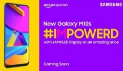Samsung Galaxy M10s sAMOLED Display Confirmed: Likely To Cost Less Than Rs. 10,000