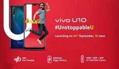 Vivo U10 Set To Launch In India Today: Watch The Live Stream Here