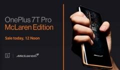 OnePlus 7T Pro McLaren Edition Sale Starts Today In India - Price, Specs, And Offers