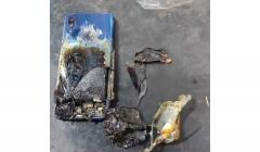 Xiaomi Redmi Note 7S Burned To Ashes; Xiaomi Blames User