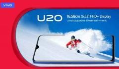 Vivo U20 With SD 675, Triple Cameras Launched: Online And Offline Sale Details