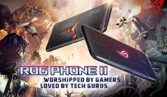 Asus ROG Phone II Starts Receiving Android 10 Update With New Features