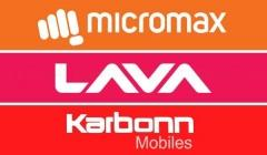 Micromax, Lava, Karbonn To Launch Budget Smartphones In India