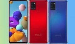 Samsung Galaxy A21s India Launch Confirmed For June 17