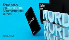 OnePlus Nord To Feature 105-Degree Wide-Angle Selfie Camera; Company Confirms