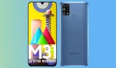 Samsung Galaxy M31 Prime With 64MP Quad Rear Cameras Launched In India