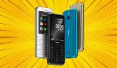Nokia 6300 And Nokia 8000 4G Feature Phones Launched: Should You Buy?