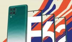 Samsung Galaxy F62 First Sale Set For February 22: Price And Offers