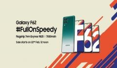 Samsung Galaxy F62 With 7,000 mAh Battery Launched In India: Price, Features Explained