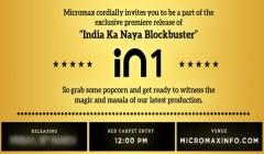 Micromax IN 1 India Launch Date Revealed: What We Expect