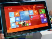 Nokia Lumia 2520 First Look