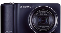 Samsung Galaxy Black Camera