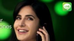 Katrina Kaif's Sony Xperia Ad