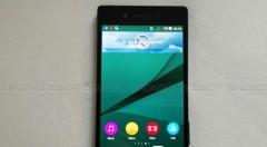 Sony Xperia Z5 First Impression