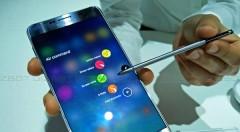 Samsung Galaxy Note 5 First Impression