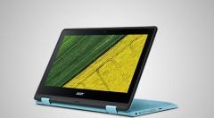 Acer Spin 1 (SP111-31) Windows 10-4GB RAM-500GB HDD-Pentium Quad Core