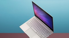 Xiaomi (Mi Notebook Air) 12.5 4G Win10-4GB RAM-128GB SSD-Core M3 6th Gen