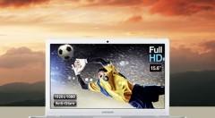 Samsung Notebook 5 (NP500R5L-M02US) Windows 10-8GB RAM-256GB SSD-500GB HDD-Intel HD 520