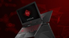 HP Omen 15 (15-ce089TX) Windows 10-8GB RAM-1TB HDD-128GB SSD-Core i7 7th Gen-4 GB Graphics