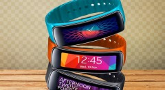 Samsung Gear Fit 3 Concepts
