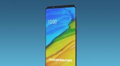 Xiaomi Redmi Note 6 Concept Design