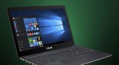 ASUS Vivobook (R558UQ) Windows 10-8GB RAM-1TB HDD-Core i7 7th Gen-2 GB Graphic Card