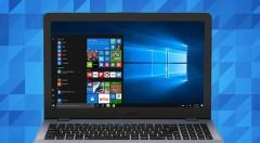 Asus (R542BP-GQ058T) Windows 10-4GB RAM-1TB HDD-APU Dual Core A9-2GB Graphic Card
