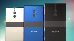 Sony Xperia Flex Concept Design