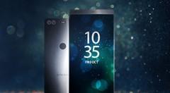 Sony Xperia XT Pro Concept Design