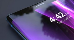 Sony Xperia XZ3 Concept Design