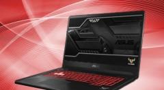 Asus TUF FX705 Windows 10-8GB RAM-1TB HDD-128GB SSD-Core i7 8th Gen-6GB Graphics Card