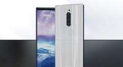 Sony Xperia XZ4 Concept Design