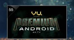 VU Premium Android Smart TV (43-OA)