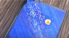 Sony Xperia XZ5 Fold Concept